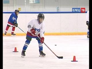 Новый наставник: в детско-юношеской спортивной школе №2 начинает работу ещё один тренер по хоккею #ЗдоровыйрегионЕлец