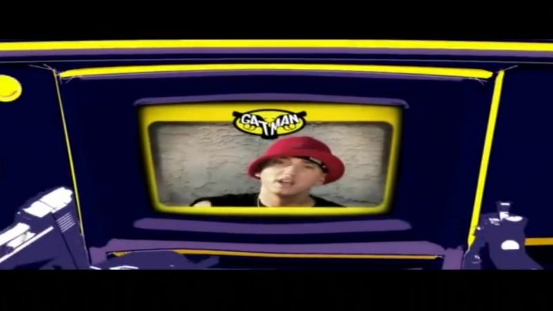 50 Cent - GATman And Robbin feat. Eminem