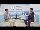 Open Talks Мержан Әбілхас Жастарға қызмет ету орталығы жастар және жұмысы туралы mp4