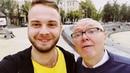 """Андрей Немодрук ND Production on Instagram """"Наконец-то мы встретились😅❤️ Знакомьтесь, Сергей Балабанов, официальный голос Губки Боба😅 губкабоб с..."""