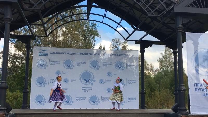 Польский танец, Сырная ярмарка,Лисий нос