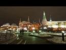 вечерняя Манежная площадь и Александровский сад