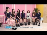 · Show|Interview · 181001 · OH MY GIRL · Arirang TV