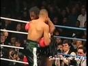 Nigel Benn vs Gerald McClellan | WBC World Super-Middleweight Title UK vs USA Epic Fight Brutal