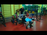 Синявский Влад -170 кг . 06.01.2018 год