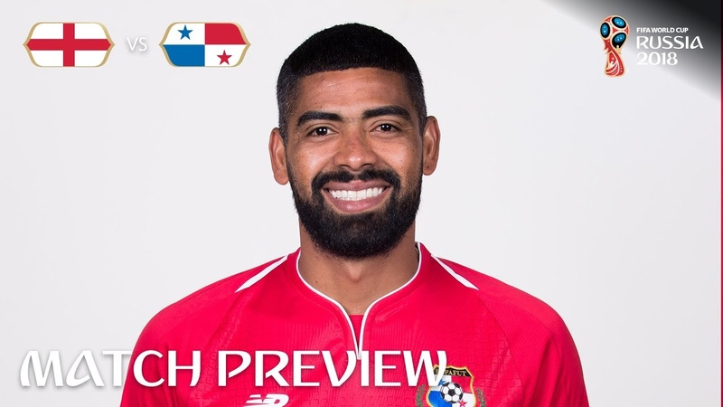 Gabriel Gomez (Panama) - Match 30 Preview - 2018 FIFA World Cup™
