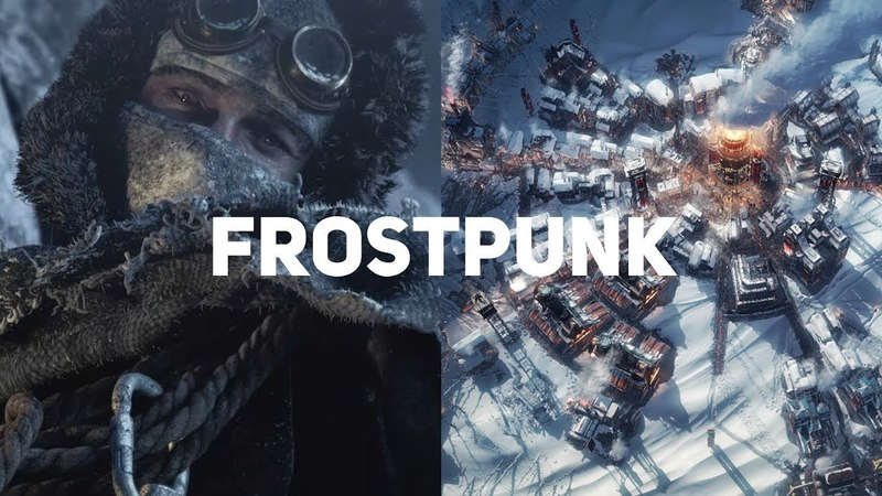 Выжить любой ценой Как нам Frostpunk