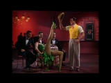 Singin in the rain - Broadway Melody - Gene Kelly and Cyd Charisse dancing scene