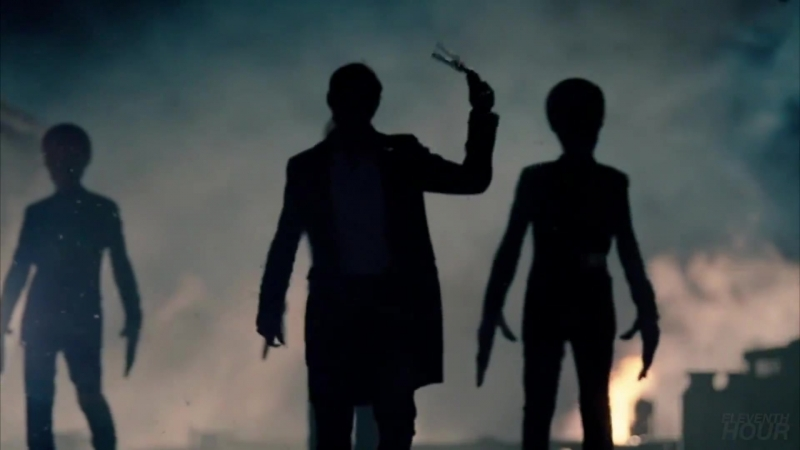 Doctor Who / Доктор Кто (2-10 сезоны) - Human