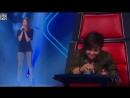 Шоу Голос. Канада. 2014. Шарлотта Карден-Гойер с песней Эми Уайнхаус «Знаешь, меня хорошей не назовешь». — The Voice /