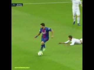 Leo Messi vs RMA