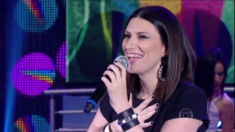 LAURA PAUSINI - LA SOLITUDINE Brasil 27/10/13