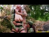 Karlee Grey, Angela White (Commando Coochies) 2018, Big Tits, Threesome, Hardcore, All Sex, 1080p