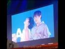 FANCAM   13.10.18   Donghun, Byeongkwan (Questions) @ Fan-con 'To Be An ACE' in Seoul