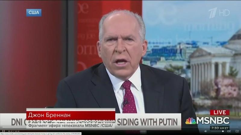Это самое позорное выступление Трампа. Главной темой в мировых СМИ остаются встреча Путина и Трампа