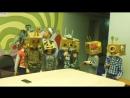 Техническая сказка о роботах.