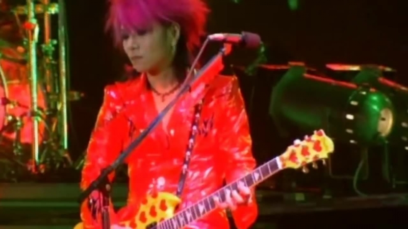 X Japan - Kurenai (From Last Live) HD