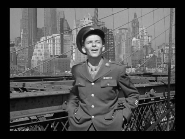 Frank Sinatra - The Brooklyn Bridge from It Happened In Brooklyn (1947)
