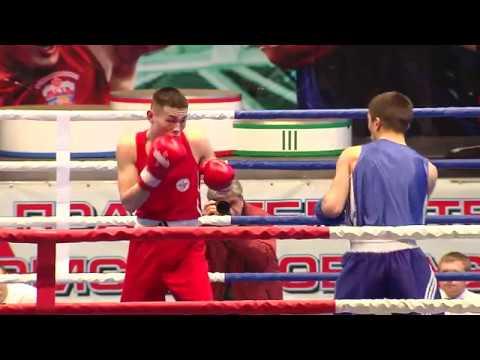 Жёсткие поединки в финале 6 -ого всероссийского турнира по боксу