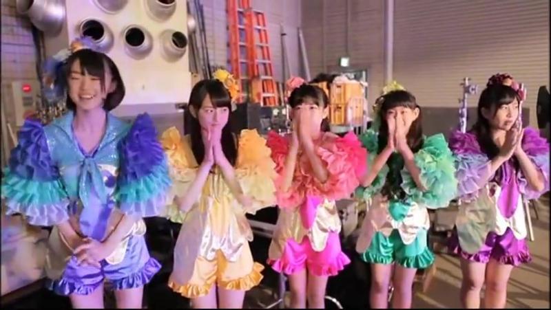 【たこやきレインボー】絶唱!なにわで生まれた少女たちPVメイキング【たこ虹】