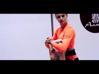 Стретчинг (Виолета Крячко) - студия танцев Алмея