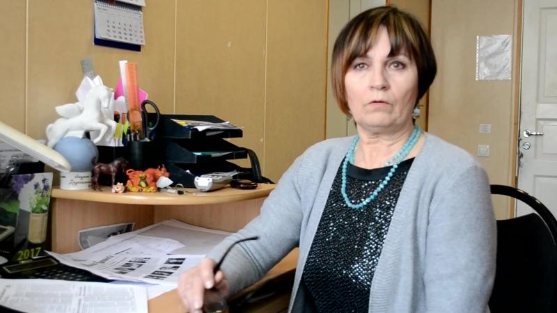 Громова Людмила о выборах