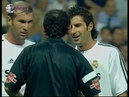 Luis figo vs Valladolid 2003/2004 At the Santiago Bernabeu