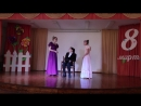 Отрывок из комедии Н.В.Гоголя Ревизор. Выступление на концерте, посвященному 8 марта 07.03.2018