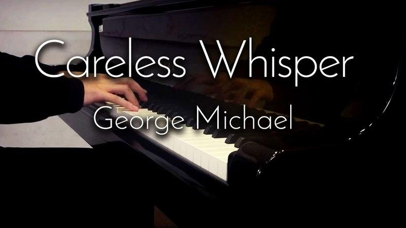 SLSMusic|George Michael Tribute|Careless Whisper - Piano Cover