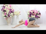 SLs contortionist flexibility gymnastic stretch. contortion, yoga - гибкие гимнастки