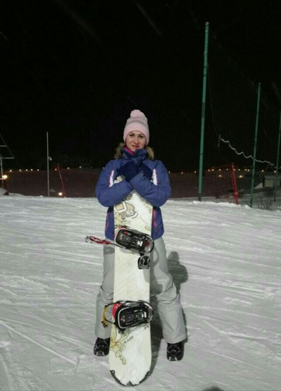 Наталия Якунина