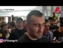Мурат Гассиев о предстоящем бое 21 июля против Александра Усика
