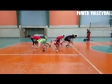 7 Players On The Court ! Funny Volleyball Videos (HD)