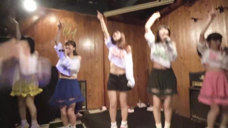 Gu Gu LULU 2018 08 04 新宿Loft bar 「甘噛みモーニングコール Vol 14」