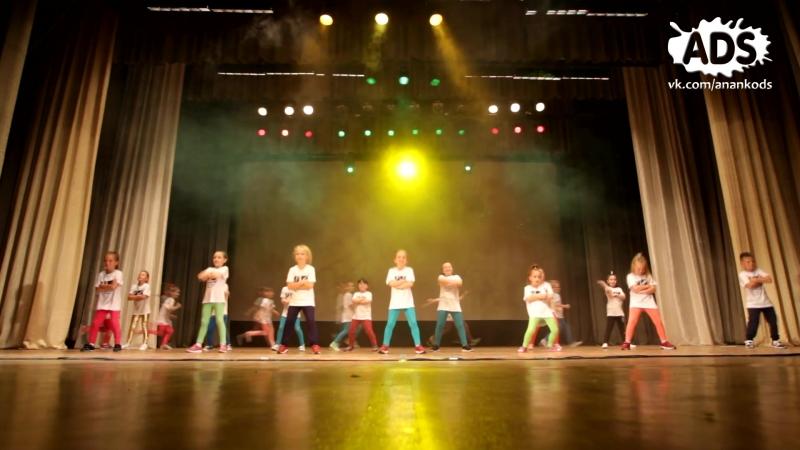 ANANKO DANCE SCHOOL_Отчетный концерт 2018_11 Baby dance 6-7