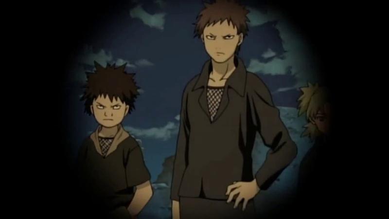 История Гаары AMV Naruto