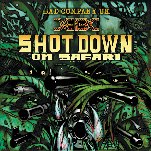 Bad Company альбом Shot Down on Safari