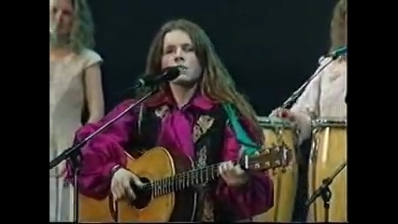 Kelly Family- Tough Road 1994- An Angel - YouTube