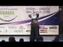 """Lama Rah El Sabr"" Performer- Yara Dagher from Syria _ Mega Oriental Show 2018 22943"