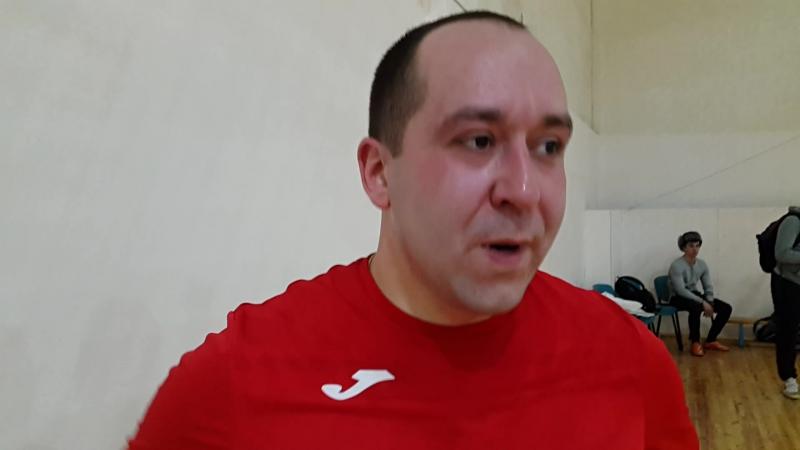 Матч Рэд Дэвилс - Юность (4:7), Путром Дмитрий(Рэд)