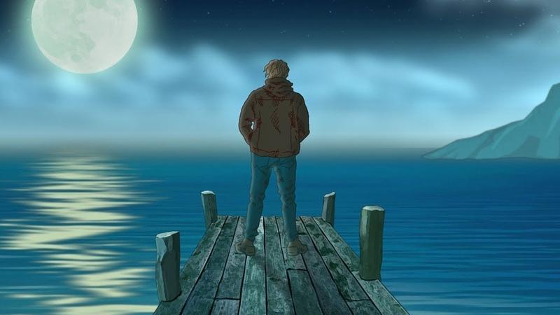 Анимационный фильм на песню Кит группы Сплин.