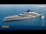 ТОП 5 Самых дорогих яхт
