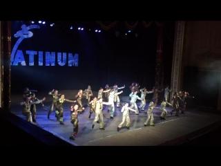 27.04.2018 Шоу-балет PLATINUM Studio - От винта