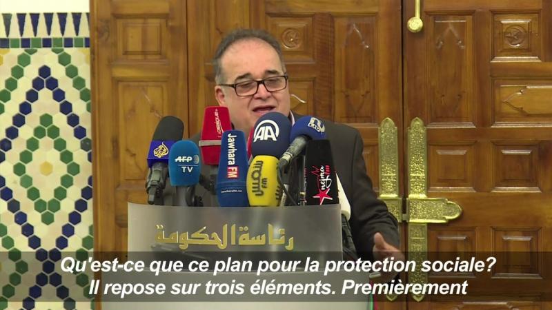 Le gouvernement tunisien annonce des mesures sociales après la contestation