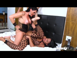 Alexia rios, aline carvalho, terence - meeting of greedy cocks [2018/pinkotgirls]