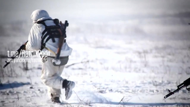 Лучшие кадры с полигонов ДНР. Зима 2017-2018_ The best footage from the training of the DPR AF