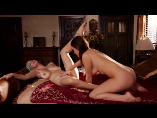 Jelena jensen and lana rhoades - my son has good taste [lesbian, pussy licking]