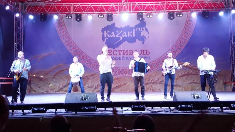 Фолк-группа Ярилов зной Фестиваль казачьей культуры г.Раменское