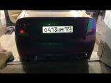 Volkswagen Passat B5 plus Custom exhaust