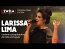 Uzwela Conversa sobre Cultura com a cantora Larissa Lima